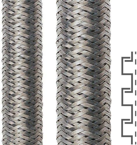 SPR-CU-AS protective metal conduit