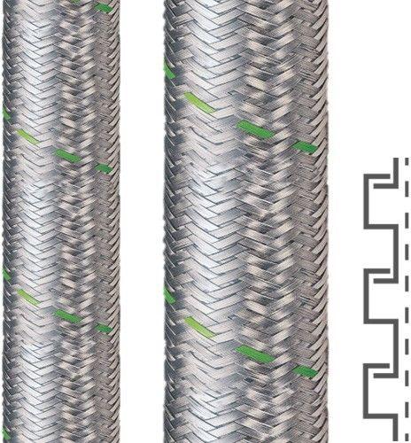 SPR-EDU-AS protective metal conduit
