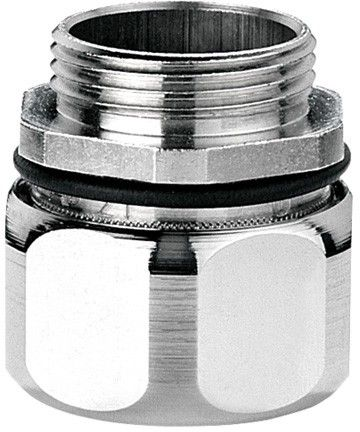 USD metal outer thread fitting