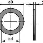 FRH-P sealing diagram