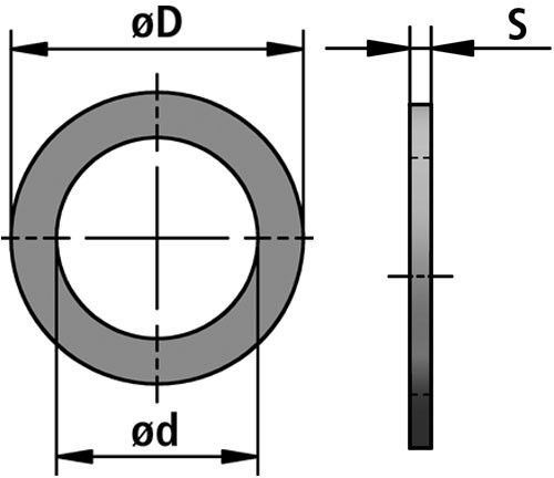 Multi-FRM68 sealing diagram