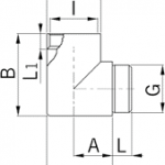 NPB90 metal fitting diagram