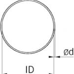 OR-HT o-ring diagram