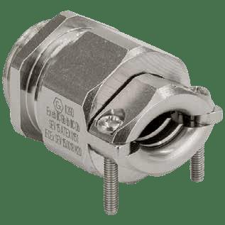 Progress MS EMC KB EX cable gland