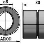 RQMR CABLE Reducer diagram