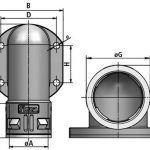 FLEXAquick Fitting RQW-F Diagram