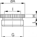 RR-M reducer diagram