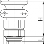 Series 18 cable gland diagram