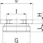 SR-P sealing diagram