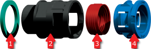 conduit fitting diagram