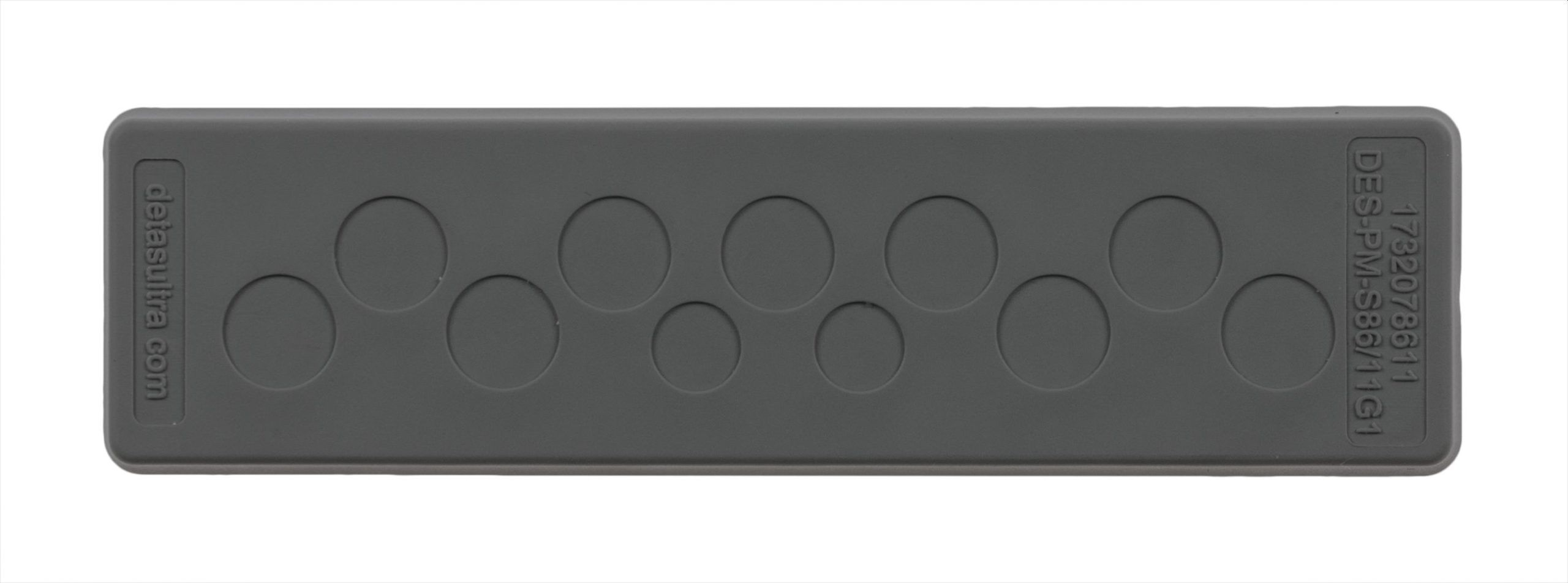 DES-PM S Cable Entry Plate