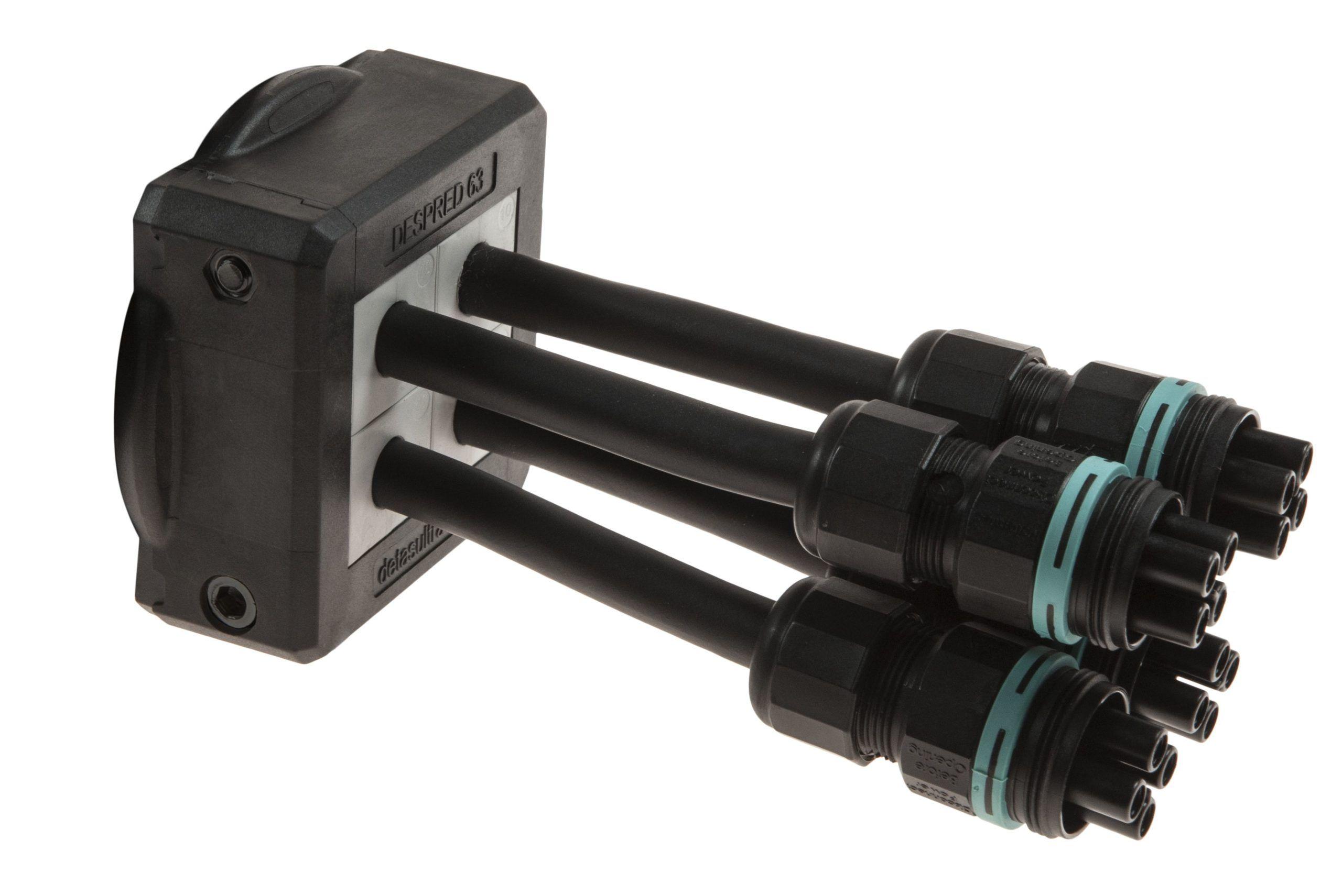DES Pred Splittable Cable Gland