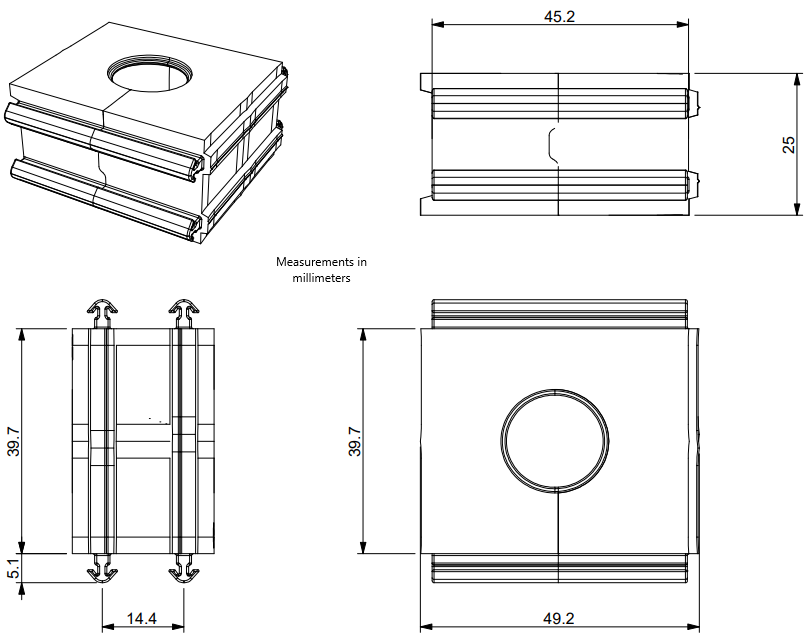 SPG frame insert diagram
