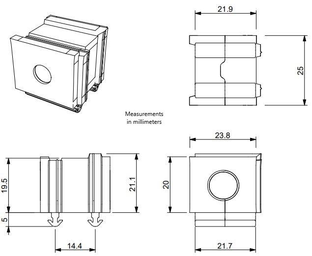 SPP frame insert diagram