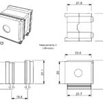 SPP K frame insert diagram