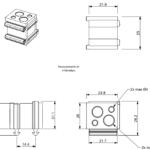 SPP M frame insert diagram