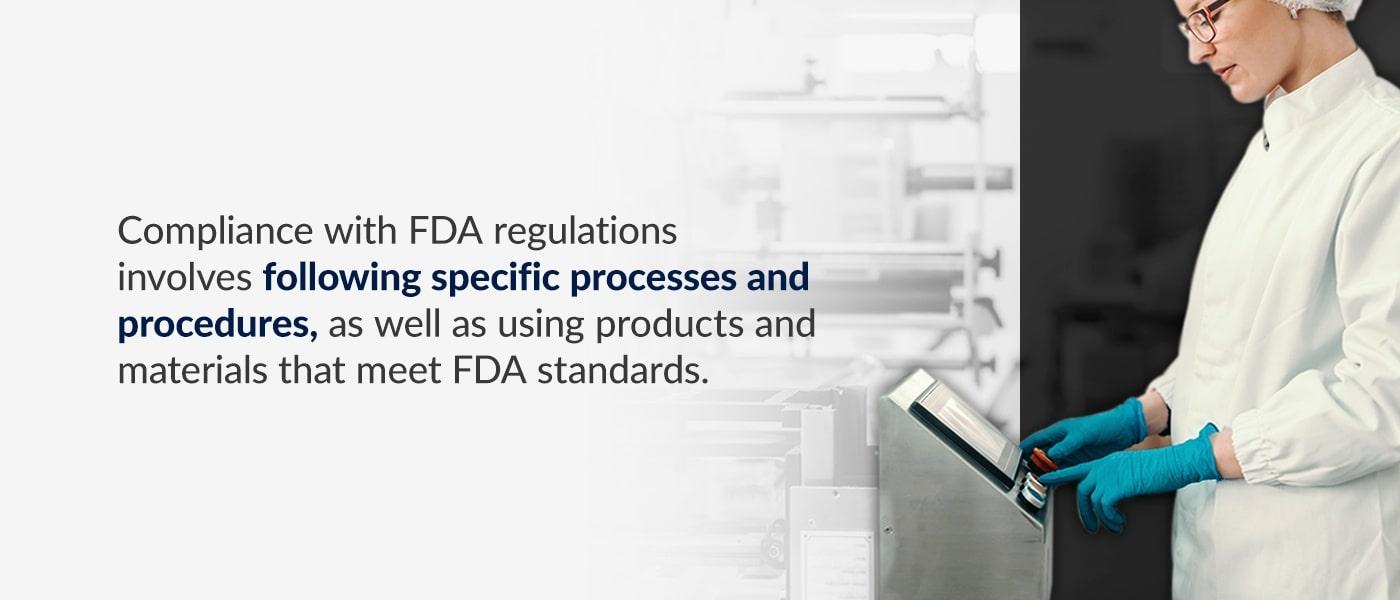 FDA requirements for conduits