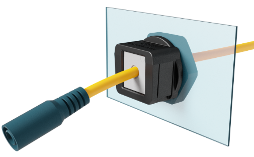 OSF splittable cable gland