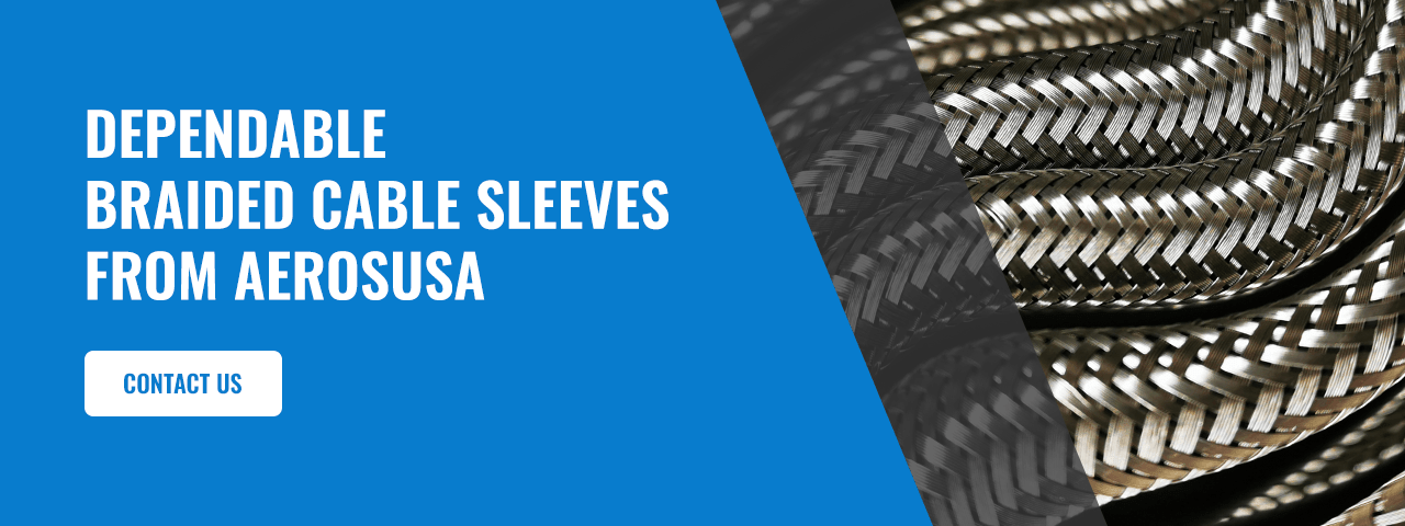 dependable braided cable sleeves from aerosusa